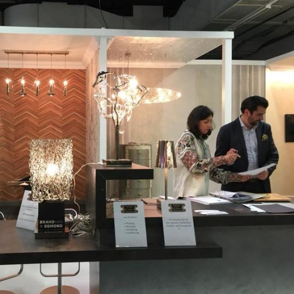 Messe IMM Cologne + Living Interior